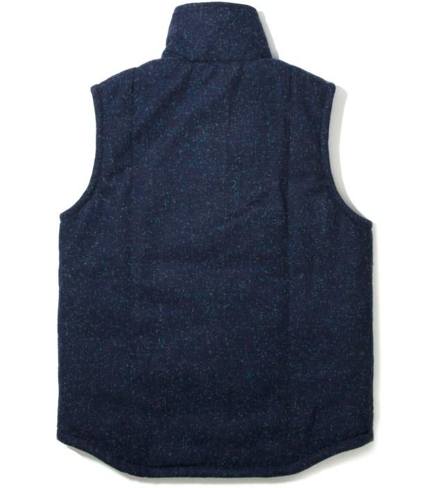 Navy Tri Pocket Saver Vest