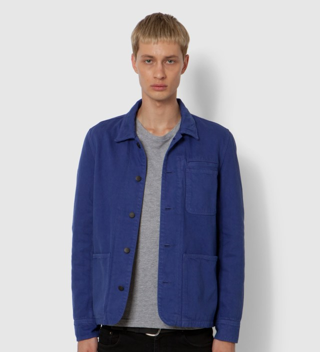 Lee® KRISVANASSCHE Blue Workwear Jacket