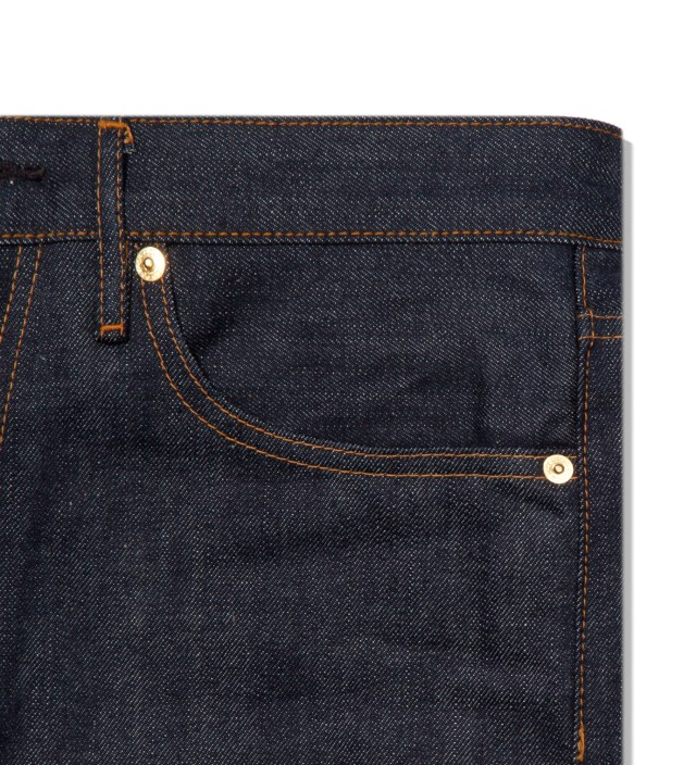 Indigo Denim Jeans