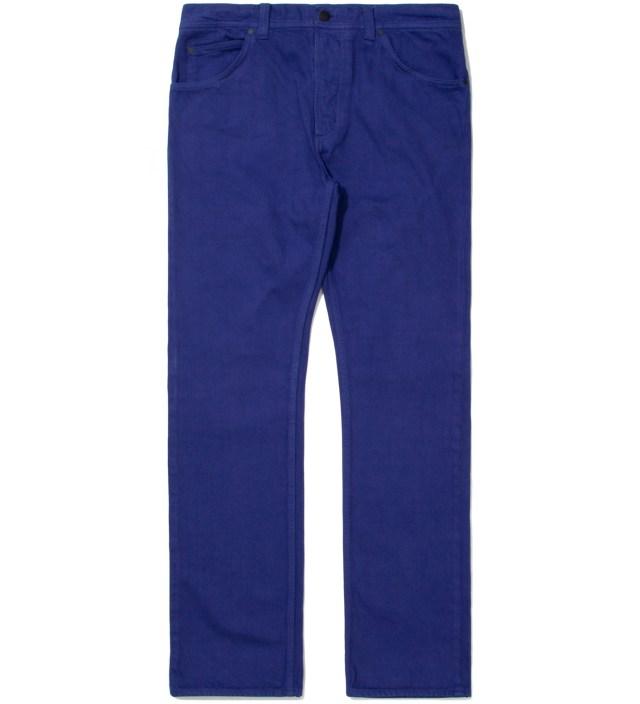 Lee® KRISVANASSCHE Blue Inspired Trousers Jeans
