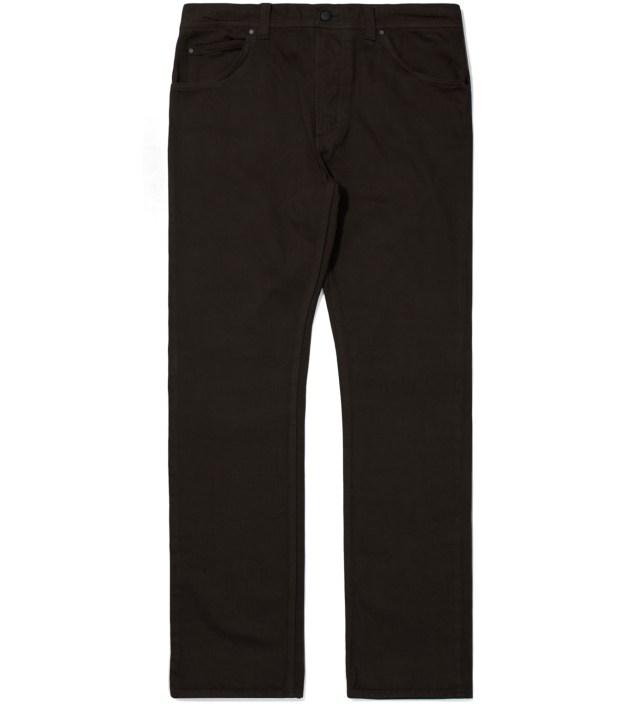 Lee® KRISVANASSCHE Dark Brown Inspired Trousers Jeans