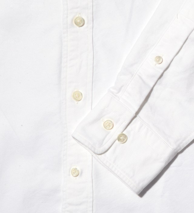 White Ox-Cross Shirt