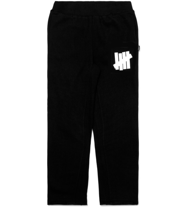Black Drawstring Leg Pants