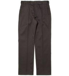Deluxe Charcoal Thunderbolt Pants Picutre
