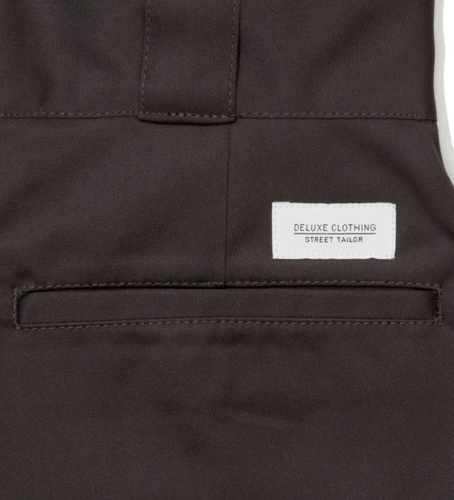 Charcoal Thunderbolt Pants