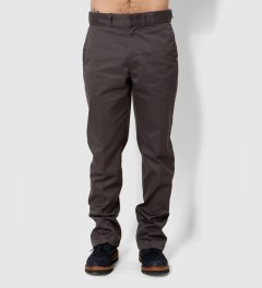 Deluxe Charcoal Thunderbolt Pants Model Picture