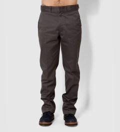 Deluxe Charcoal Thunderbolt Pants Model Picutre