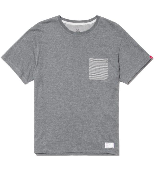 "Stussy x The Heartbreakers A. Grey ""Lee"" Pocket T-Shirt"