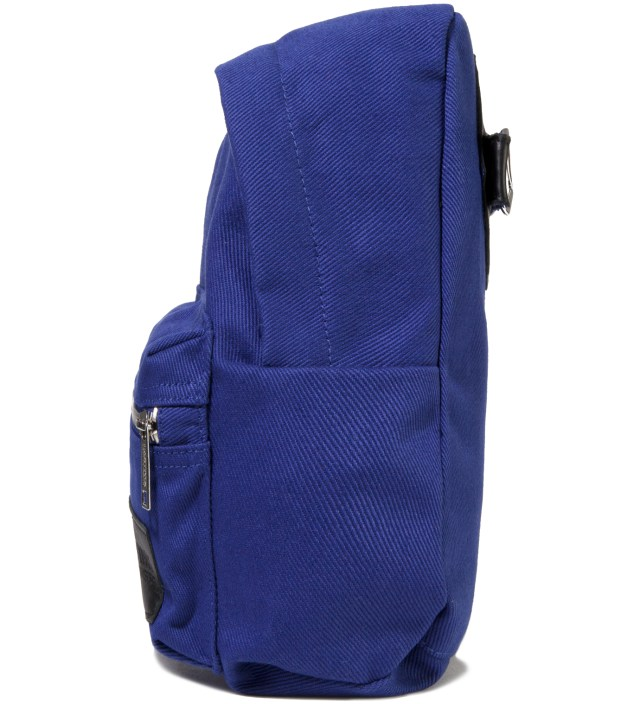 Eastpak KRISVANASSCHE Blue Cotton Mini Backpack Pouch