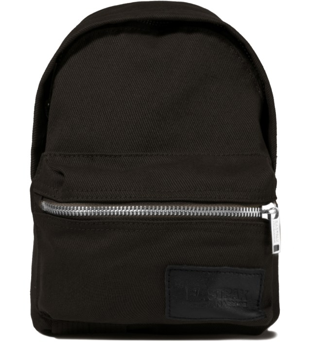 Eastpak KRISVANASSCHE Black Cotton Mini Backpack Pouch