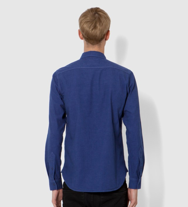 Lee® KRISVANASSCHE Blue Denim Inspired Shirt