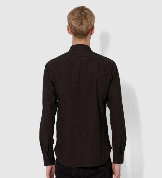 Lee® KRISVANASSCHE Dark Brown Denim Inspired Shirt