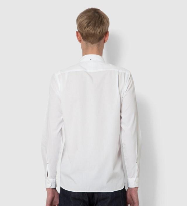 "Stussy x The Heartbreaker White Graphic ""Jean- Michel"" Shirt"