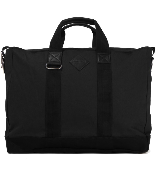 Eastpak KRISVANASSCHE Black Cotton Shopper II