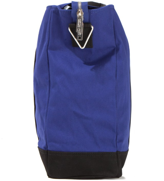 Eastpak KRISVANASSCHE Blue Cotton Shopper II