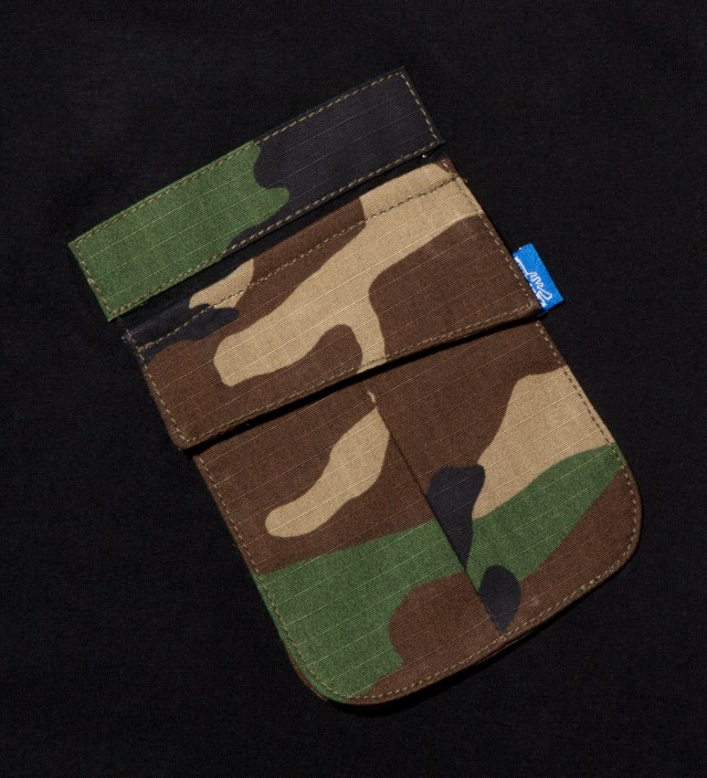 Tantum x Deadline Jungle Pocket Short Sleeve Pocket T-Shirt