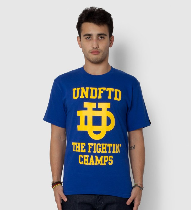 Royal Blue SS UD T-Shirt