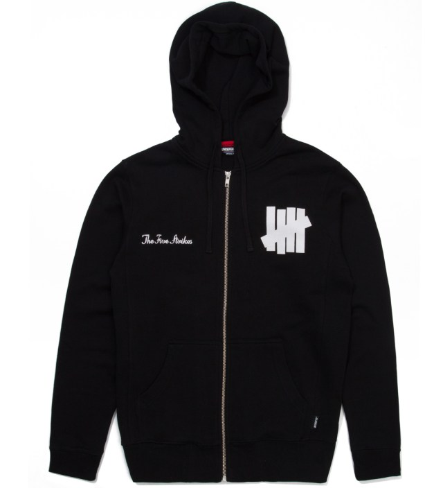 Black Fightin' Champs Hoodie