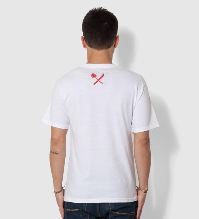 White Magnum Basic T-Shirt