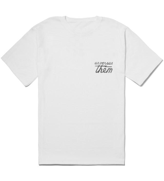 White Awake and Aware T-Shirt
