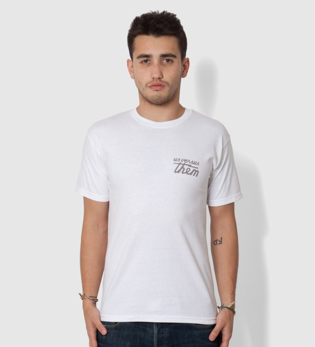 White Awake and Aware T-Shirt