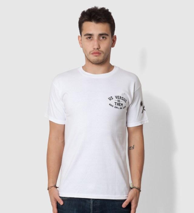 White Riot Squad 3 T-Shirt