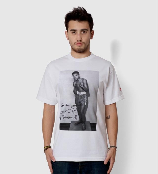 White Ali T-Shirt