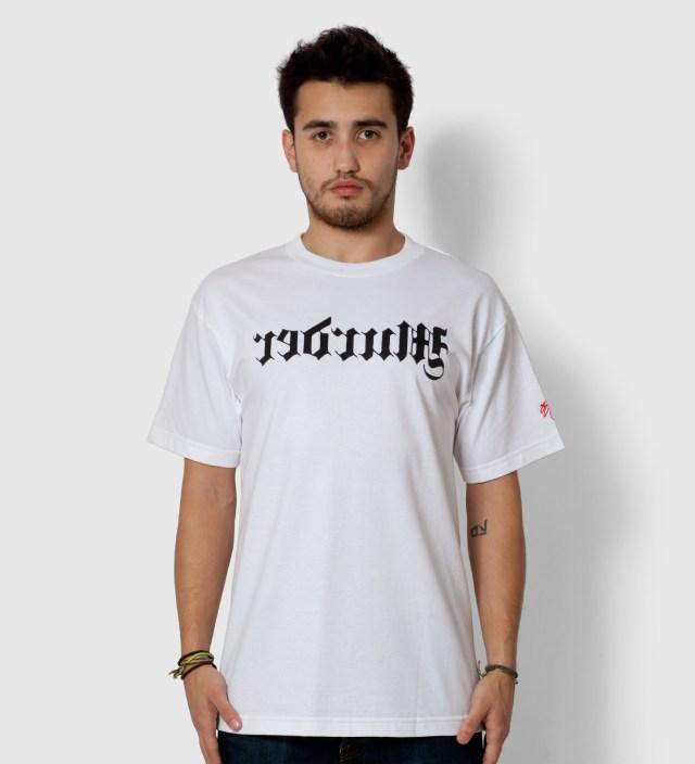 White Redrum T- Shirt