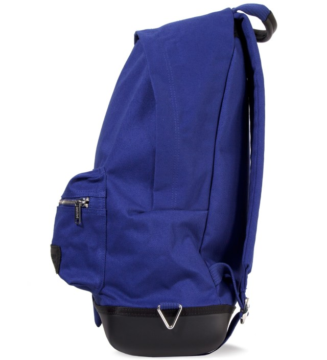 Eastpak KRISVANASSCHE Blue Cotton Backpack