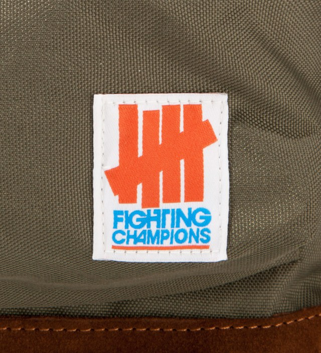 Olive Fighting Backpack