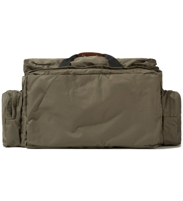 Olive Fighting Duffle Bag