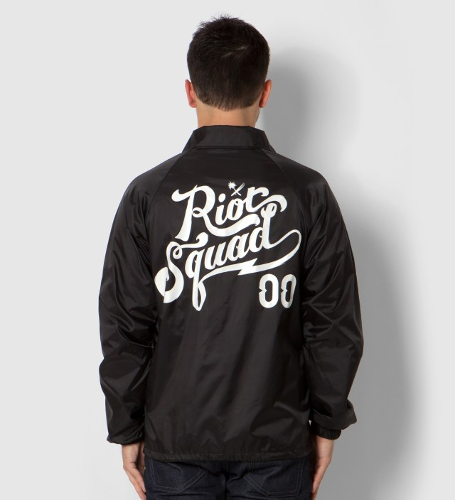 Black Elsinore Jacket