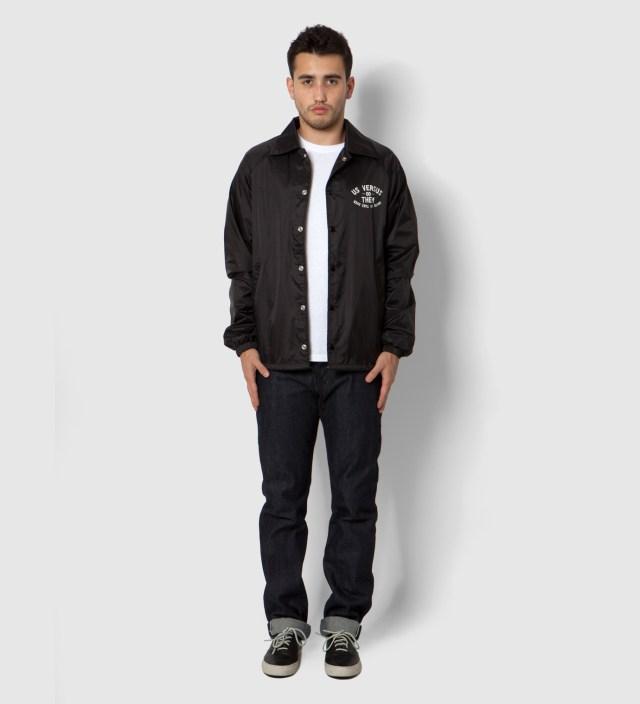 Black Elsinore Jacket