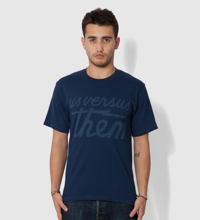 Indigo Magnum Tonal T-Shirt