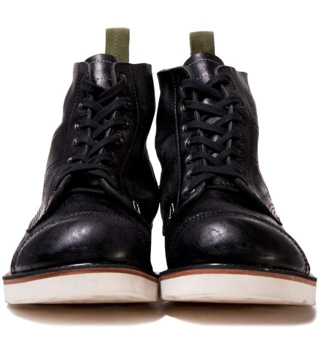 """Stussy x The Heartbreaker Black """"Vincent"""" Parachute Boots"""