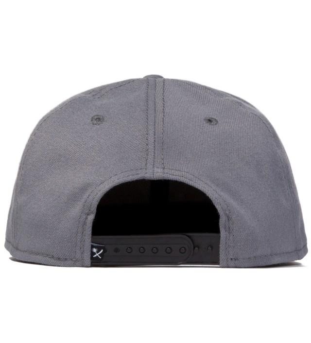 Charcoal Magnum Snapback Ballcap