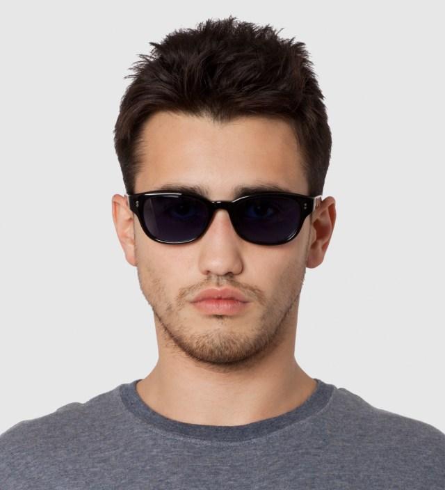 """Stussy x The Heartbreakers Black """"DJ Jules"""" Eye Gear Sunglasses"""