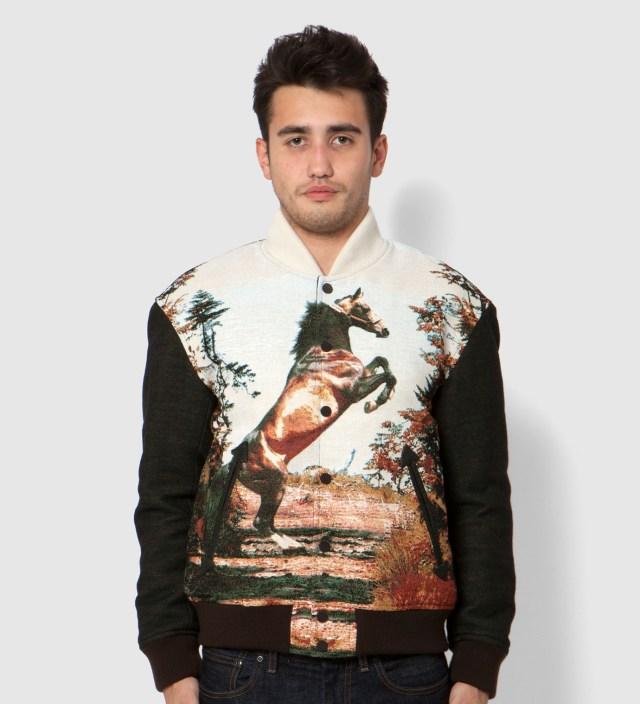 Brown Horse Jacket