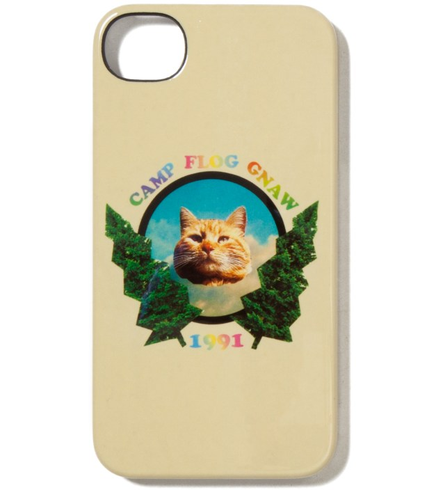 Odd Future x Incase Camp Cat Snap Case for iPhone 4S