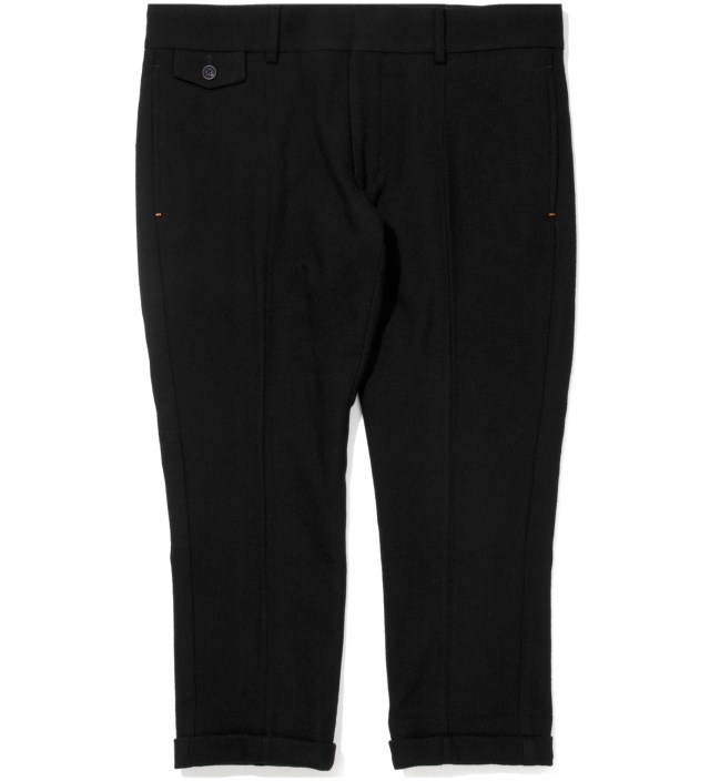 "Stussy x The Heartbreaker Black ""Lou"" 9 Length Trousers"