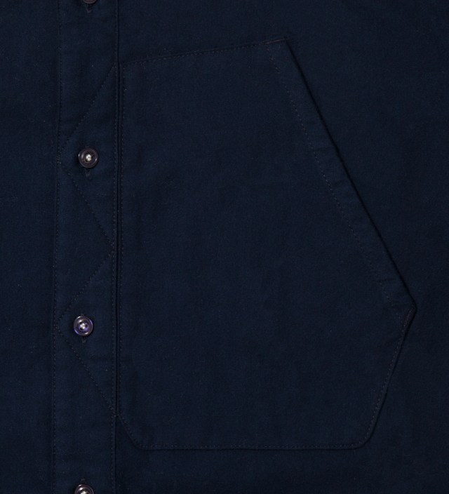 Navy Factory Shirt