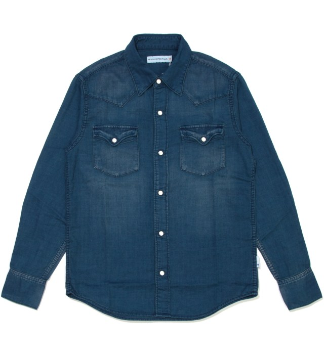 Indigo Western Nel Shirt