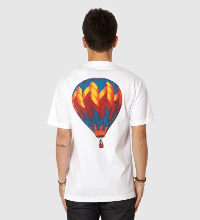 White Hot Air Balloon T-Shirt