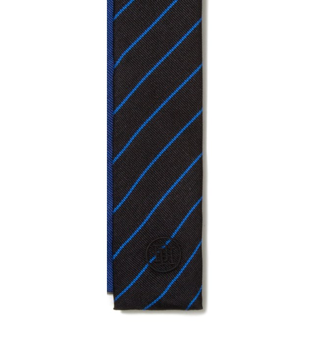"Stussy x The Heartbreakers Black ""David"" Two-Ways Tie"