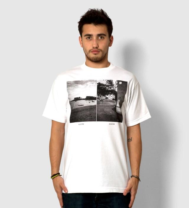 White Photo T-Shirt