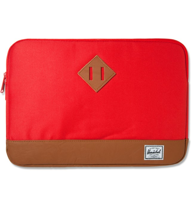 "Red Heritage 13"" Macbook Sleeve"