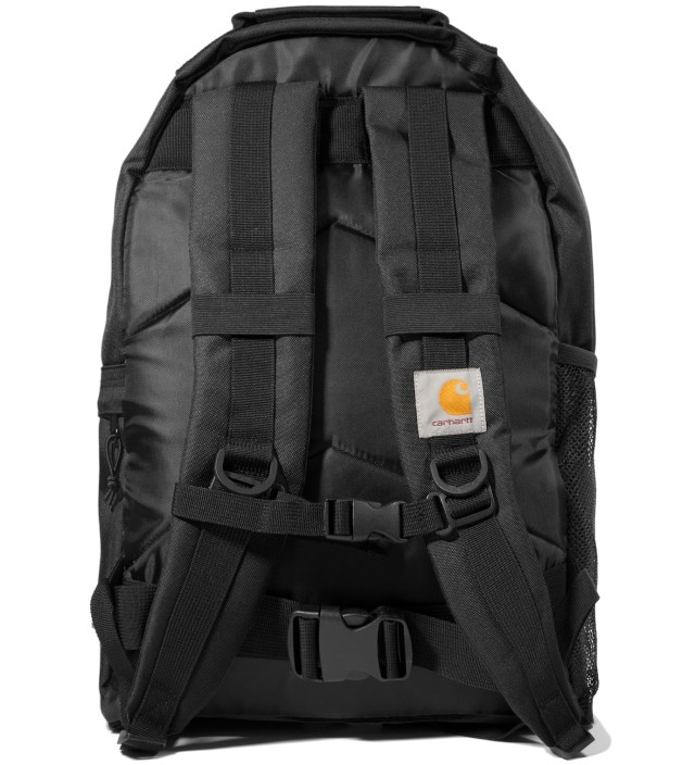 Black Kickflip Backpack