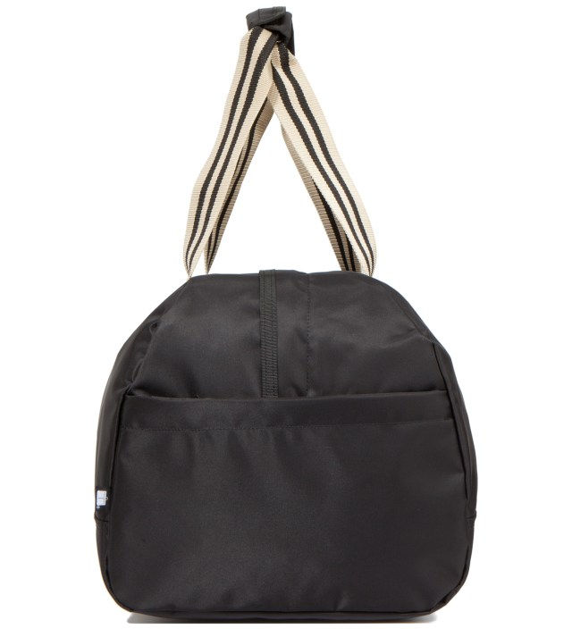 Black Boston Bag (L)