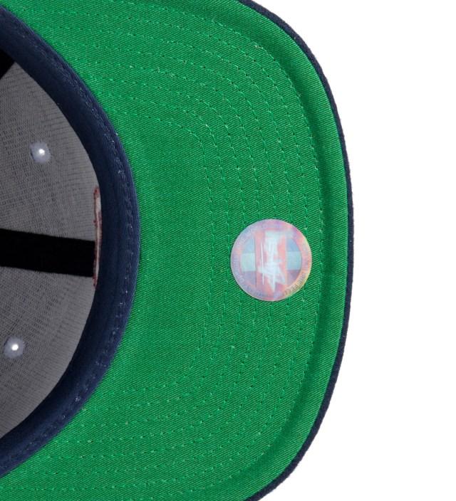 Navy Melton College Starter Ballcap