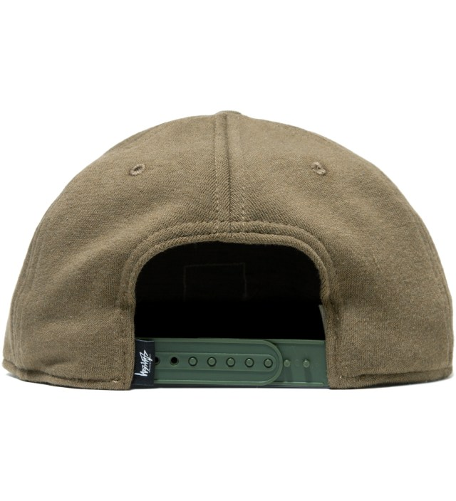 Green Heather Training Day Fleece Ballcap